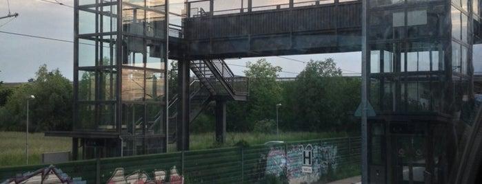 Bahnhof Wustermark is one of Orte, die Georg gefallen.