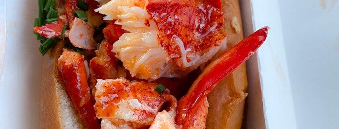 Jack's Lobster Shack is one of Lizzie: сохраненные места.