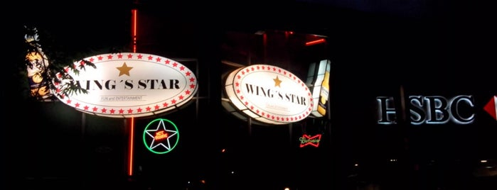 Wings Star's is one of Tempat yang Disukai Fernando.