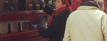 SoHo is one of Folgers® Jingle Bus (2.22).