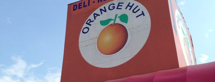 Orange Hut is one of Queen's Best Coffee by Subway Stop.