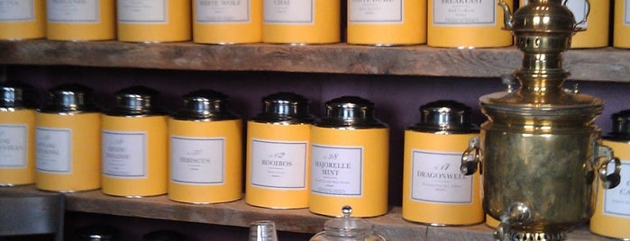 Bellocq is one of Tea in NYC.