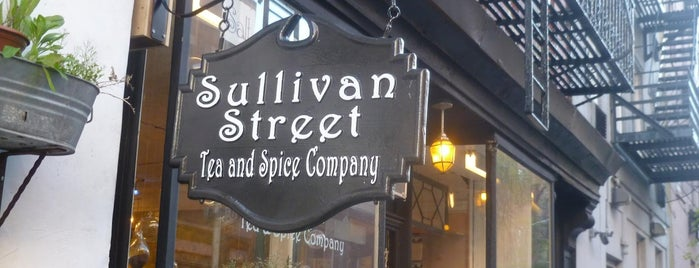 Sullivan Street Tea & Spice Company is one of New York City.