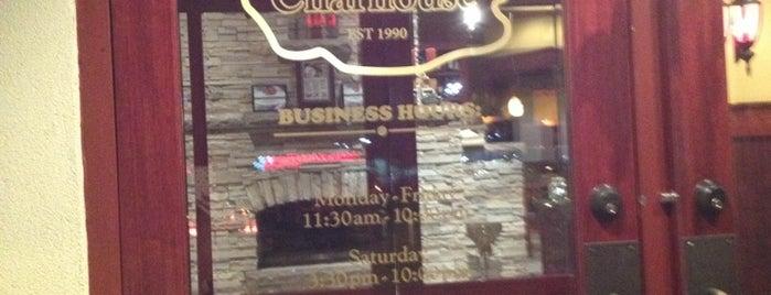 Jameson's Charhouse is one of สถานที่ที่ Trish ถูกใจ.