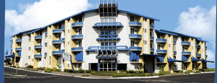 Hotel Solaris is one of Hotéis SC.