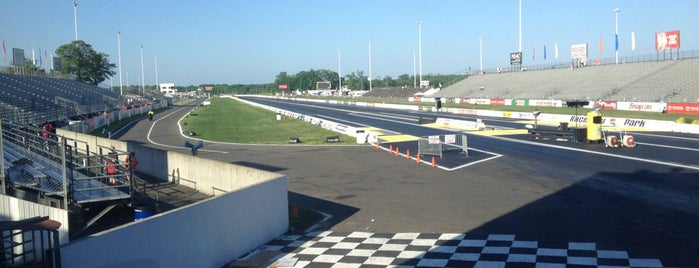 Old Bridge Township Raceway Park is one of dos....