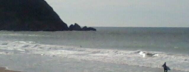 Praia do Poá is one of O Bom do Litoral Sul Catarinense.