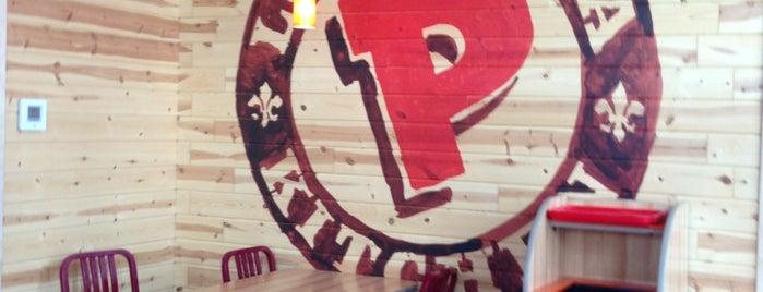 Popeyes Louisiana Kitchen is one of Sloto'nun Beğendiği Mekanlar.