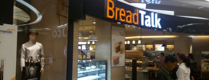 BreadTalk is one of Guide to Jakarta Pusat's best spots.