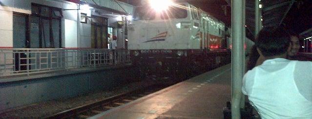 Stasiun Cirebon Prujakan is one of Locais curtidos por MaRLiAnA.