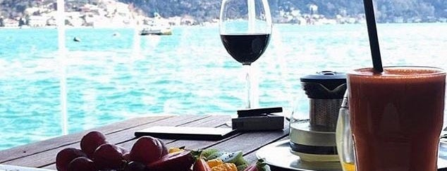 Chilai is one of The 10 Best Restaurants with a View in Istanbul.