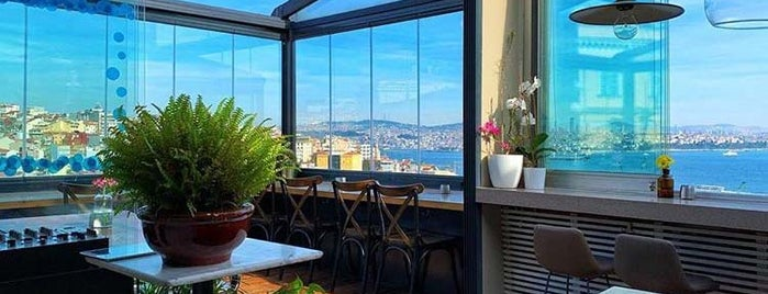 Leb-i Derya is one of The 10 Best Restaurants with a View in Istanbul.