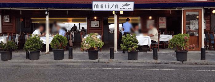 Melisa Balık Tarabya is one of Top 10 Taverns in Istanbul.