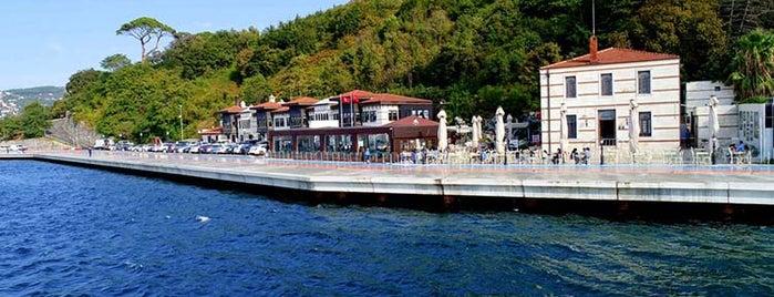 İBB Beykoz Sahil Sosyal Tesisleri is one of The 10 Best Restaurants with a View in Istanbul.
