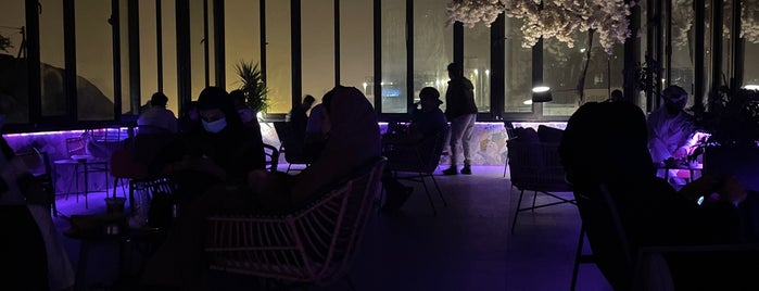 Piano Cafe is one of Abha.