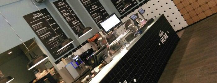 Swing Kitchen is one of Vienna's wheelchair accessible restaurants.