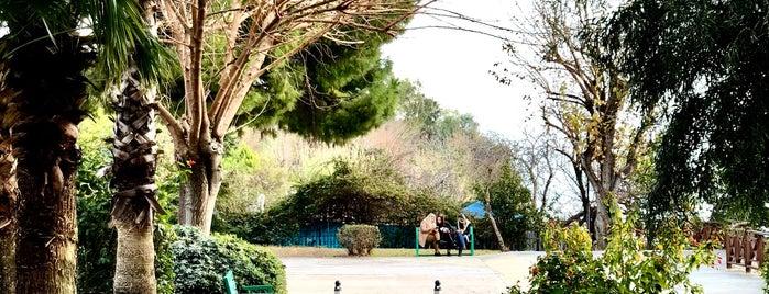 Erdal İnönü Parkı is one of Posti che sono piaciuti a Melissa.