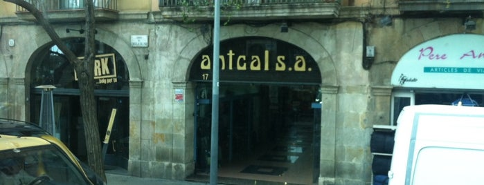 antcal is one of Spain & Andorra Rimowa stores.