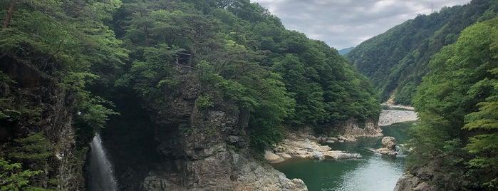 裏見の滝 is one of 日光/鬼怒川温泉.