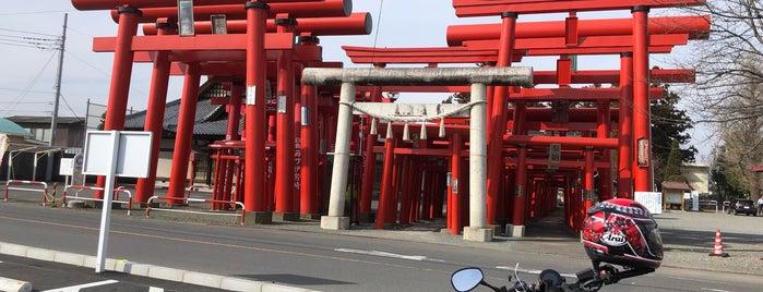 小泉稲荷神社 is one of State of Gummar.