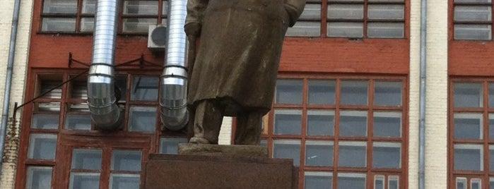 Завод Зингера is one of Roman : понравившиеся места.
