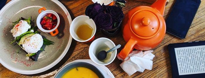 Sekta Café is one of рассмотреть подробнее: занять детей-поесть.