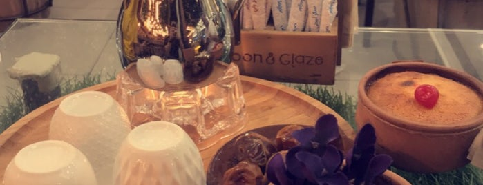 Spoon & Glaze is one of Jeddah.