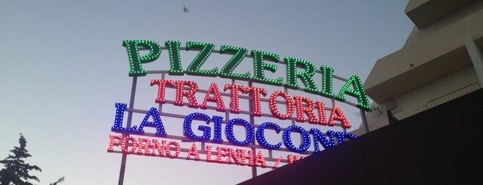 La Gioconda is one of Pizzeria / Italiano.