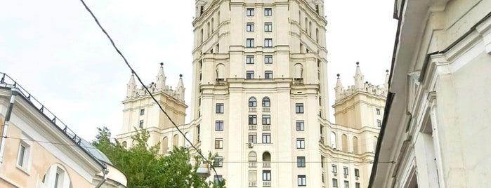 Kotelnicheskaya Embankment Building is one of Locais curtidos por Dari.