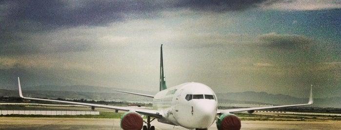 Международный аэропорт Ашхабад (ASB) is one of Airports.