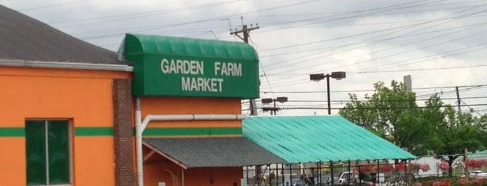 Garden State Farm Market is one of สถานที่ที่ al ถูกใจ.