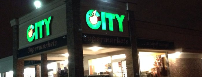 City Supermarket Irvington is one of Posti che sono piaciuti a Denise D..