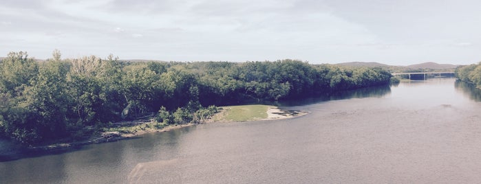 Susquehanna River is one of Danville or bust..