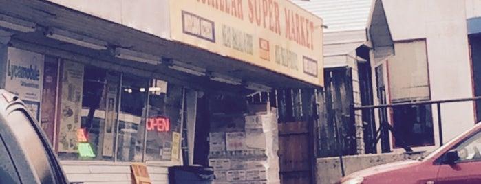 Bismillah Super Msrket is one of Tempat yang Disimpan Kevin.