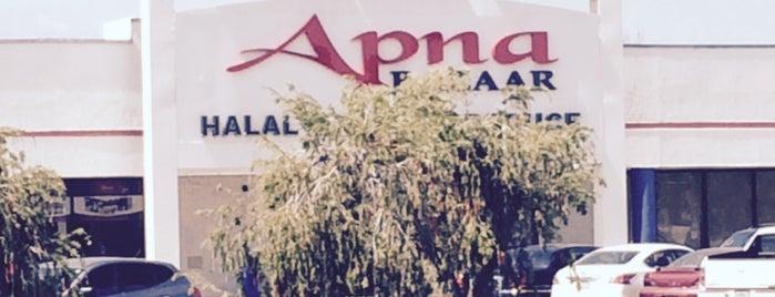 Apna Bazaar is one of Orte, die Bayana gefallen.