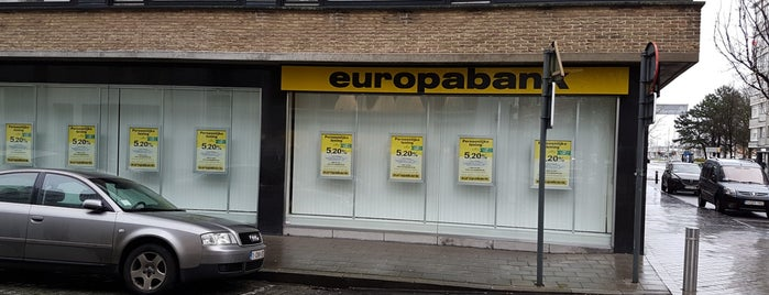 Europabank is one of Popular Stores.
