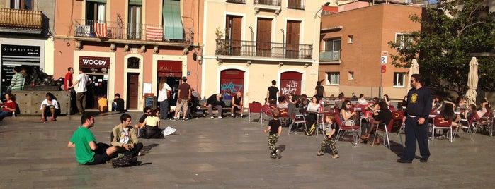 Plaça del Sol is one of Barcelona Essentials.