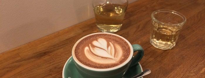 Coffeeholic is one of Minsk.