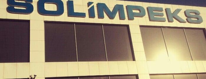 Solimpeks Solar Energy is one of Lugares favoritos de Tamer.