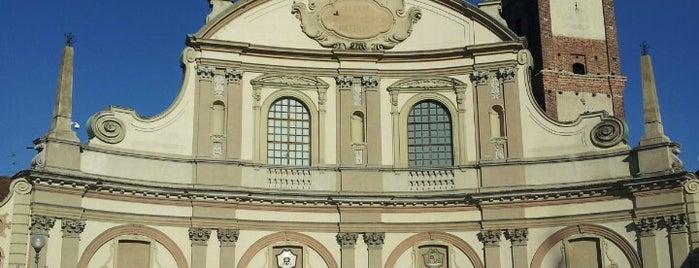 Piazza Ducale is one of Milano - La citta' della Moda.