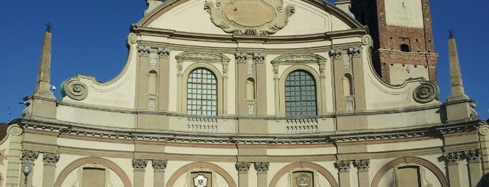 Piazza Ducale is one of สถานที่ที่ Valeria ถูกใจ.