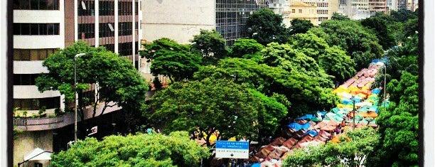 Feira de Artes e Artesanato de Belo Horizonte (Feira Hippie) is one of Minas Gerais.