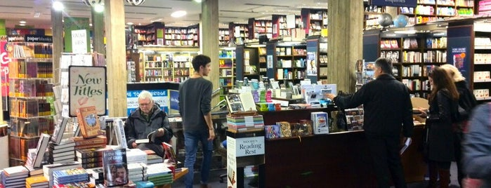 Heffers Bookshop is one of Christineさんの保存済みスポット.