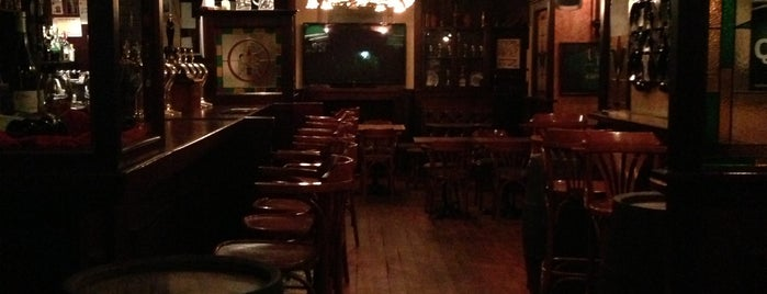 Gordon Bennett Irish Pub is one of feeling.