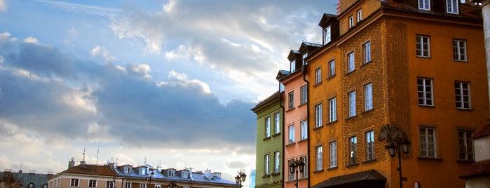 Варшава - онлайн путеводитель