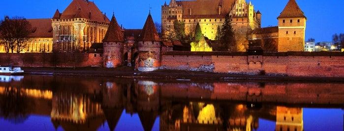 Zamek w Malborku | The Malbork Castle Museum is one of UNESCO World Heritage Sites in Eastern Europe.