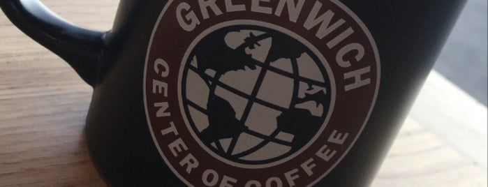 Coffee Greenwich is one of สถานที่ที่ Şahsettin ถูกใจ.