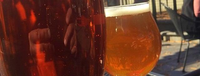 Ardent Craft Ales is one of Richmond Nom-nom.