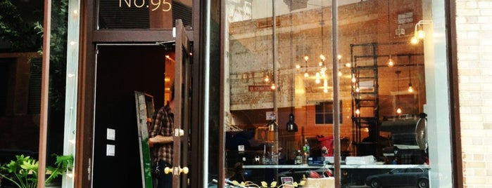Nourish Kitchen + Table is one of West Village Best Village.