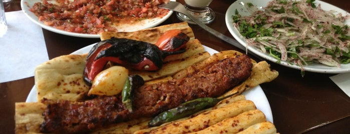 Abidin Usta Kebap is one of Aydın: сохраненные места.